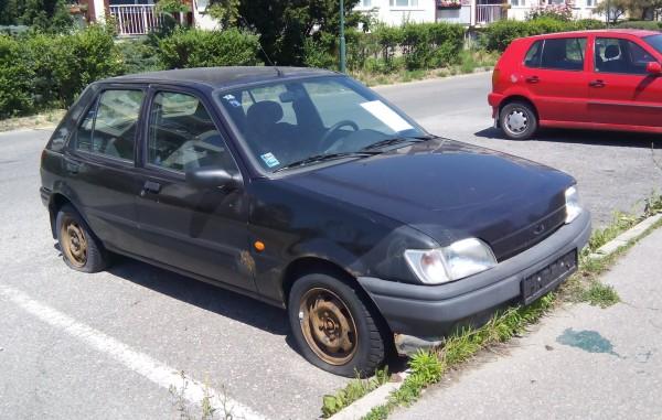 Ford autovrak estonska vrakuňa